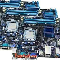 775 ddr3 anaplata+cpu Asus 5G41T-MLX3 +dual core cpu
