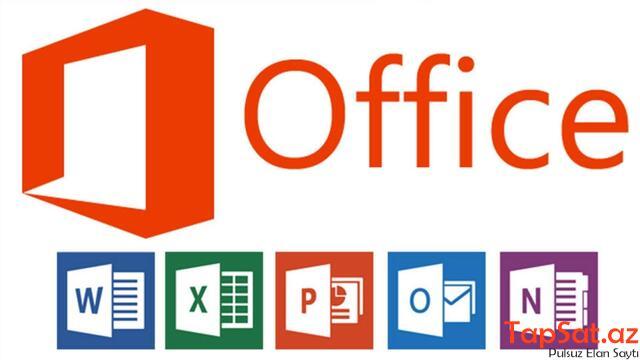 Windows, Word, Excell, Power Point vProqramlarindan hazirliq - 2/4