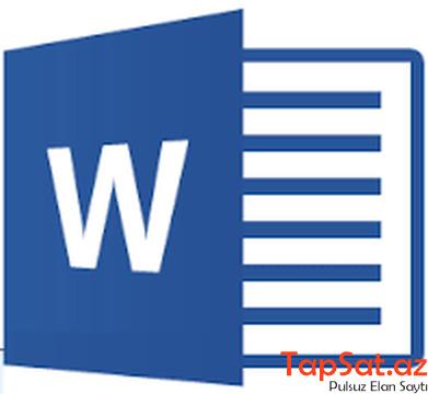 Windows, Word, Excell, Power Point vProqramlarindan hazirliq - 3/4