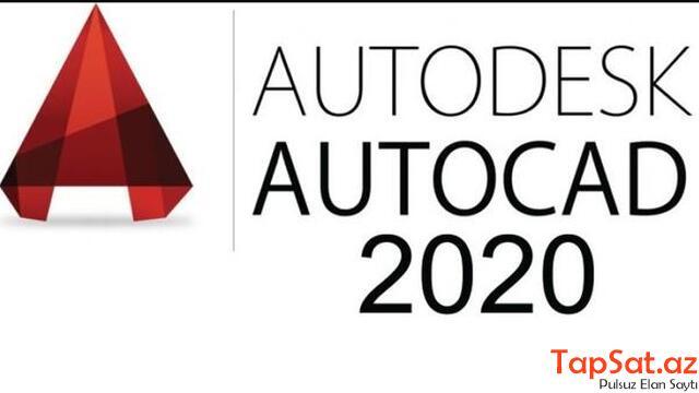 Auto CAD  Proqramından  hazirliq - 2/3