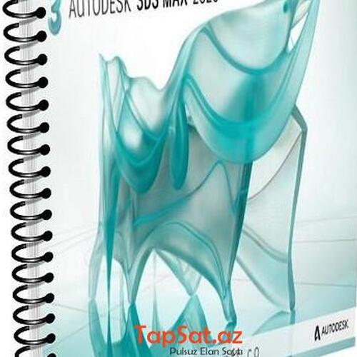 3 DS max Proqramından  hazirliq